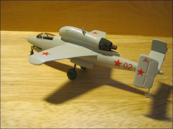 Hobby Boss 1//72 Heinkel He162 Salamander # 80239 @