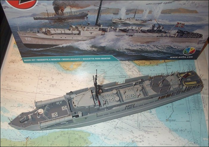 - The Airfix Tribute Forum - • View topic - Airfix 1/72 E-Boat Group Build - Gallery