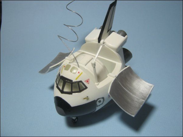 "Hasegawa ""Egg Plane"" Space Shuttle (60106) - - The Airfix ..."